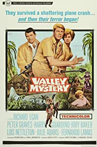 Movie download for free Valley of Mystery USA [BRRip]