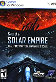 Sins of a Solar Empire Poster