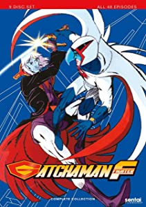 Gatchaman F full movie download mp4