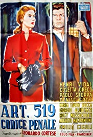 Article 519, Penal Code Poster