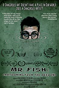 Primary photo for Mr. Fish: Cartooning from the Deep End