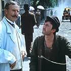 Karel Dellapina and Jirí Lábus in Páni kluci (1976)