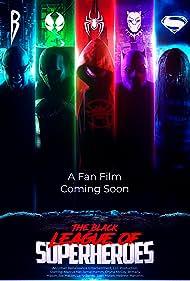 Marcus Nel-Jamal Hamm in The Black League of Superheroes (2021)