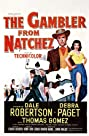 The Gambler from Natchez (1954) Poster