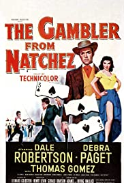 The Gambler from Natchez Poster