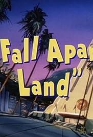 Fall Apart Land Poster