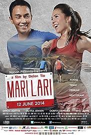 Mari Lari Poster