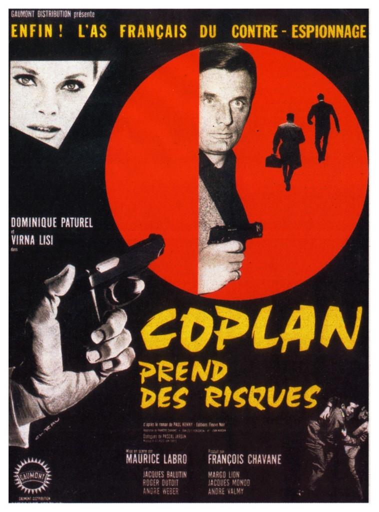 Coplan prend des risques (1964)