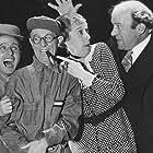Edgar Kennedy, Edna May Oliver, Bert Wheeler, and Robert Woolsey in Hold 'Em Jail (1932)