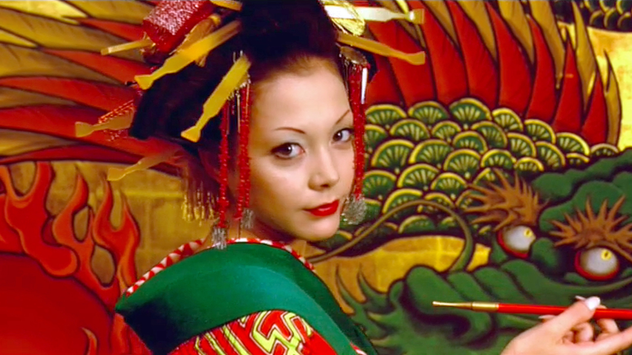 Anna Tsuchiya in Sakuran (2006)