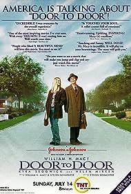 William H. Macy and Kyra Sedgwick in Door to Door (2002)