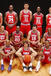 2003 NBA All-Star Game Poster