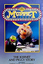 Muppet Video: The Kermit and Piggy Story Poster