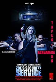 ZOE's SECURITY SERVICE Poster