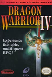 Dragon Warrior IV: The Guided Ones Poster