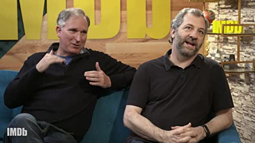 """Judd Apatow on """"The Zen Diaries of Garry Shandling"""""""