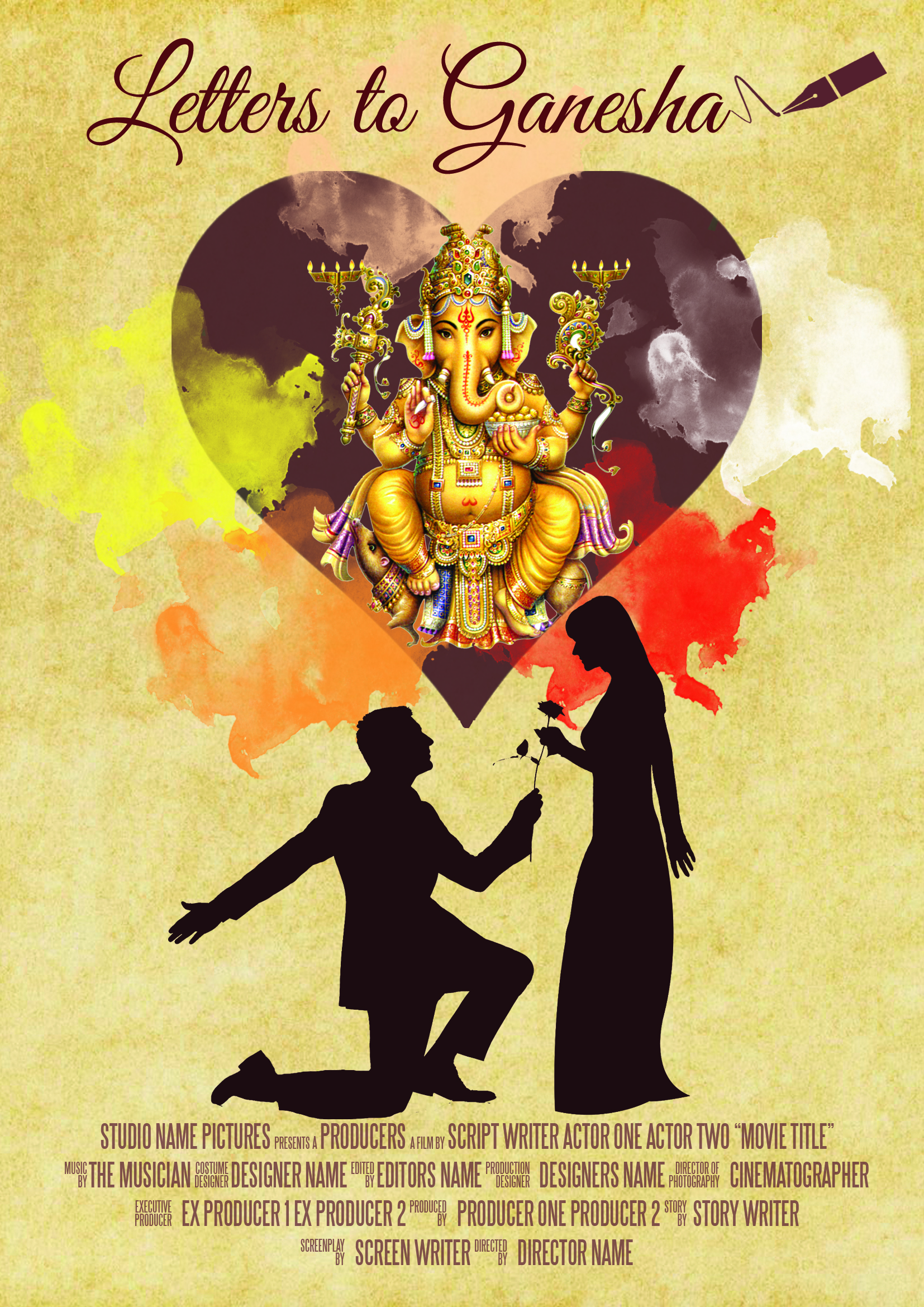 Letters to Ganesh - Photo Gallery - IMDb