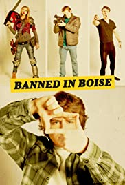 Banned in Boise Poster