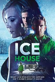 Roger Wayne, Greg Berman, and Tabby Delarosby in Ice House (2020)