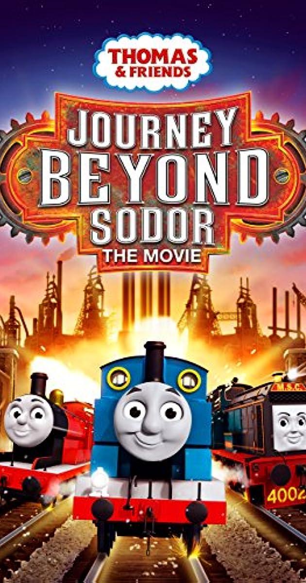 Thomas & Friends: Journey Beyond Sodor (2017) - IMDb