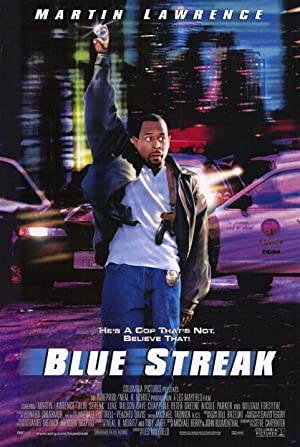 Blue Streak Poster Image
