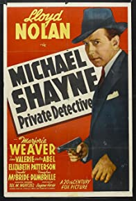 Primary photo for Michael Shayne: Private Detective