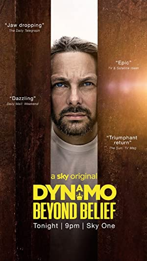 Where to stream Dynamo: Beyond Belief