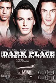Sean Paul Lockhart, Timo Descamps, and Blaise Godbe Lipman in The Dark Place (2014)