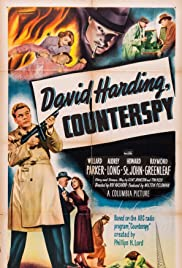 David Harding, Counterspy Poster