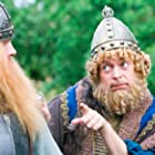 Peter Frödin and Henrik Noël Olesen in Guldhornene (2007)