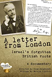 A Letter from London Poster