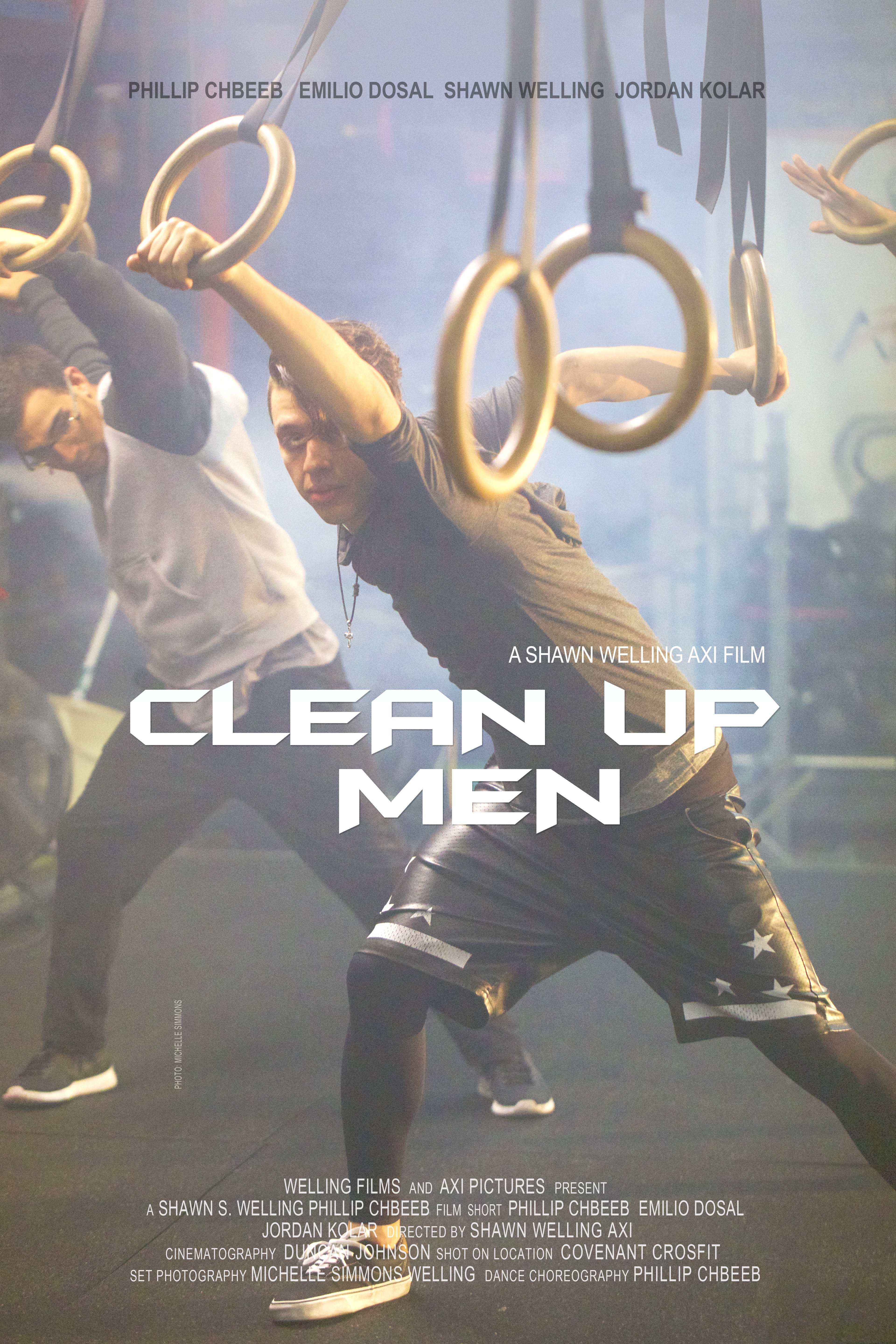 The Clean Up Man