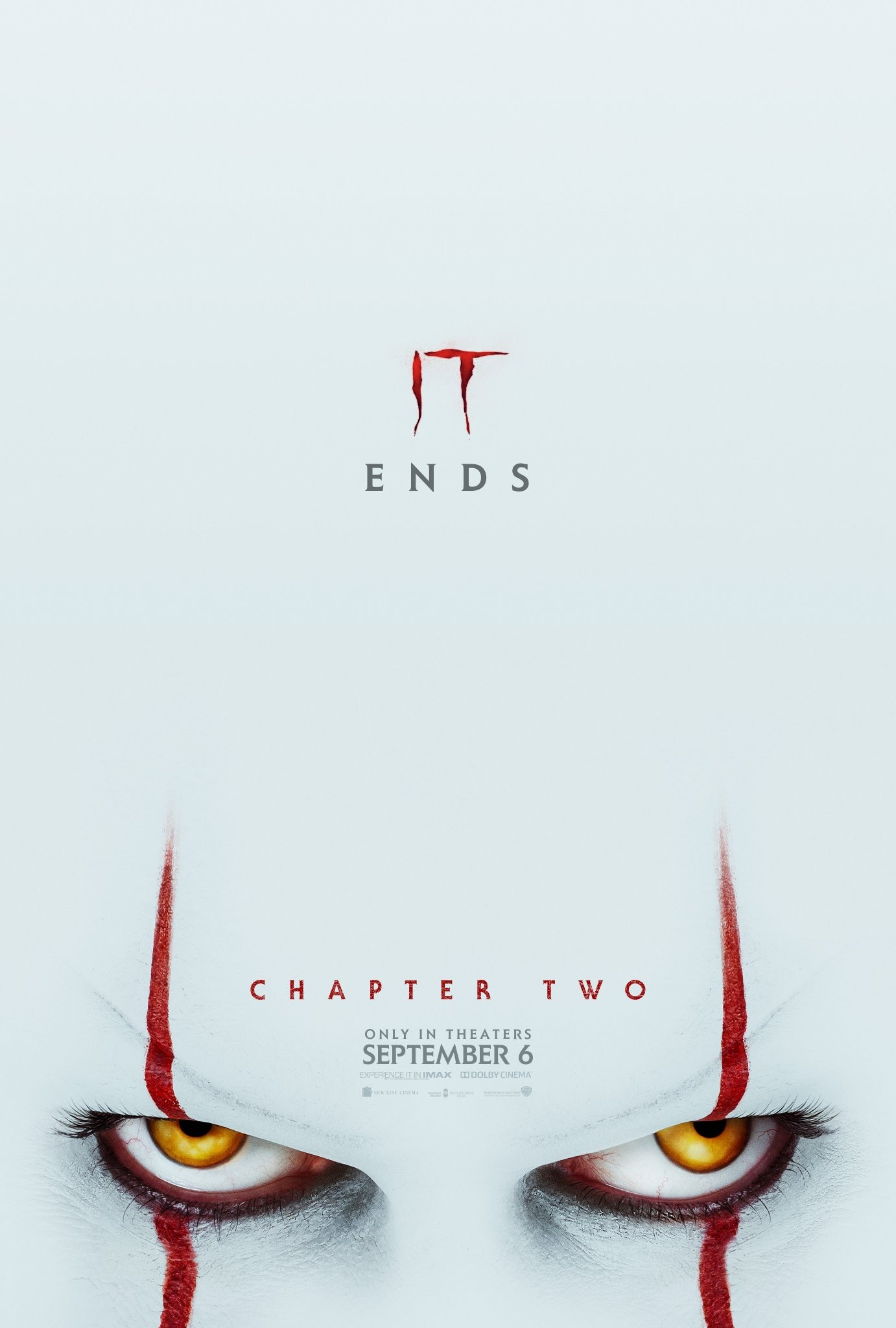 Image result for it chapter 2 poster