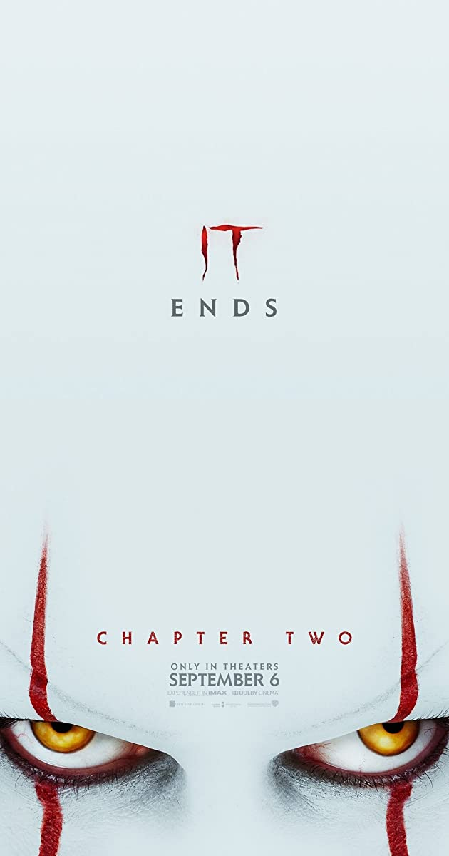 Image result for it chapter two poster