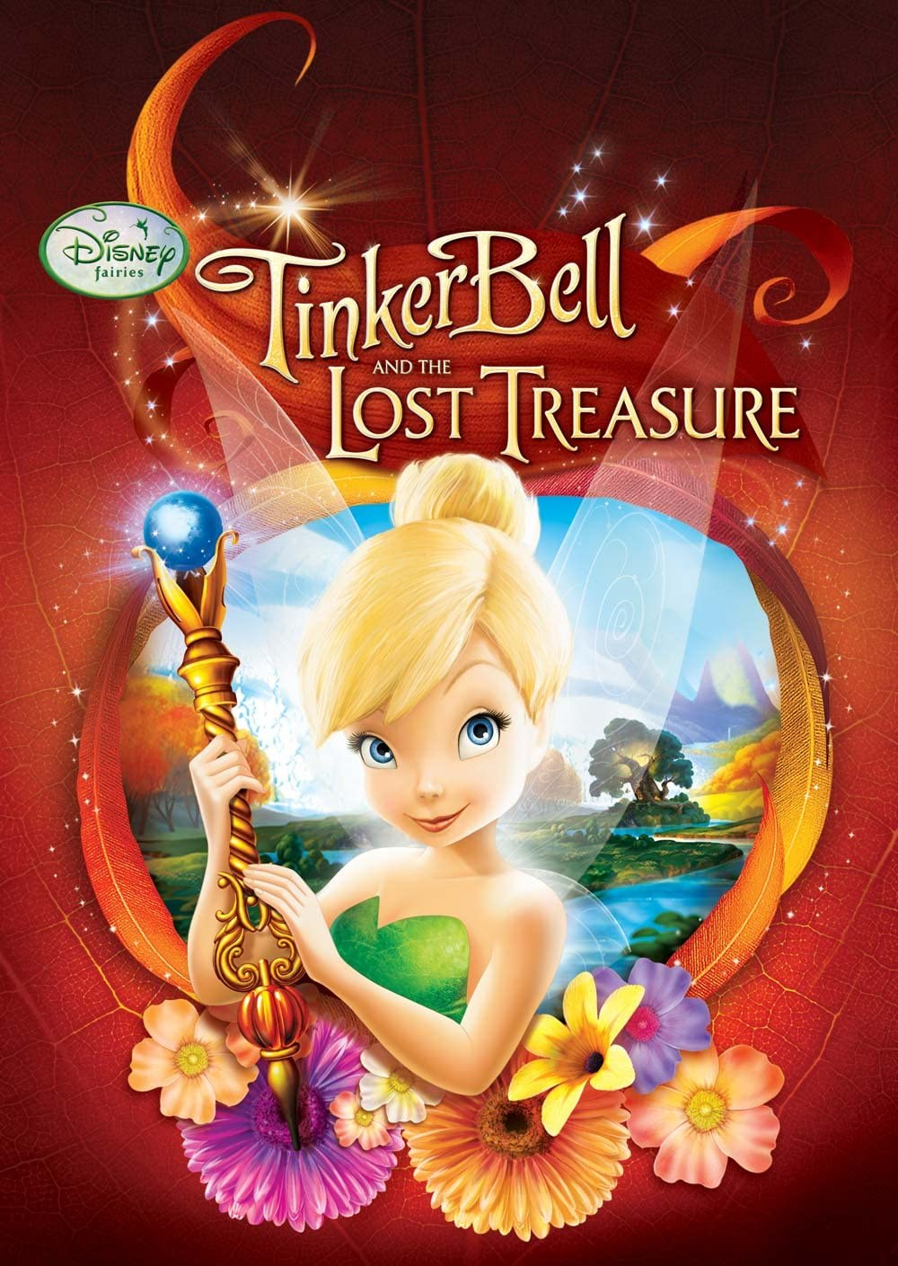 Tinker Bell and the Lost Treasure (2009) Hindi Dubbed