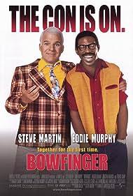 Steve Martin and Eddie Murphy in Bowfinger (1999)