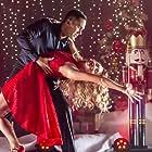 Alexa PenaVega and Carlos PenaVega in Enchanted Christmas (2017)