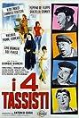 I 4 tassisti (1963) Poster
