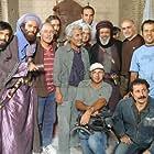 Ahmad Reza Darvish, Hossein Jafarian, Ali Ghaemmaghami, Hassan Pourshirazi, and Babak Hamidian in Rastakhiz: Rooze Rastakhiz (2014)