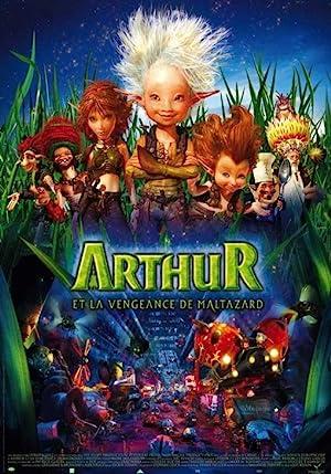 Arthur e la vendetta di Maltazard ()