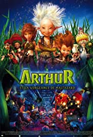 Arthur and the Great Adventure Poster