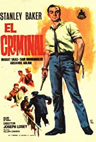 The Criminal (1962) Poster - Movie Forum, Cast, Reviews