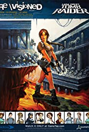 Re\Visioned: Tomb Raider Animated Series Poster
