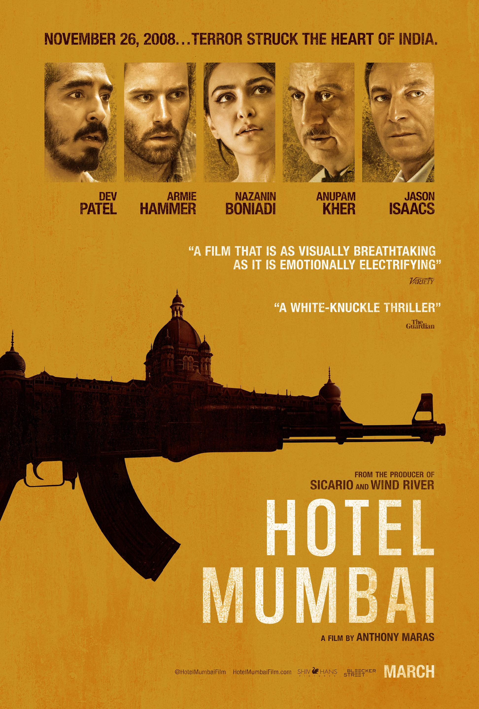 Hotel Mumbai (2018) BluRay 720p & 1080p