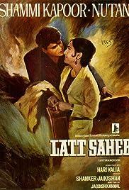 Latt Saheb(1967) Poster - Movie Forum, Cast, Reviews