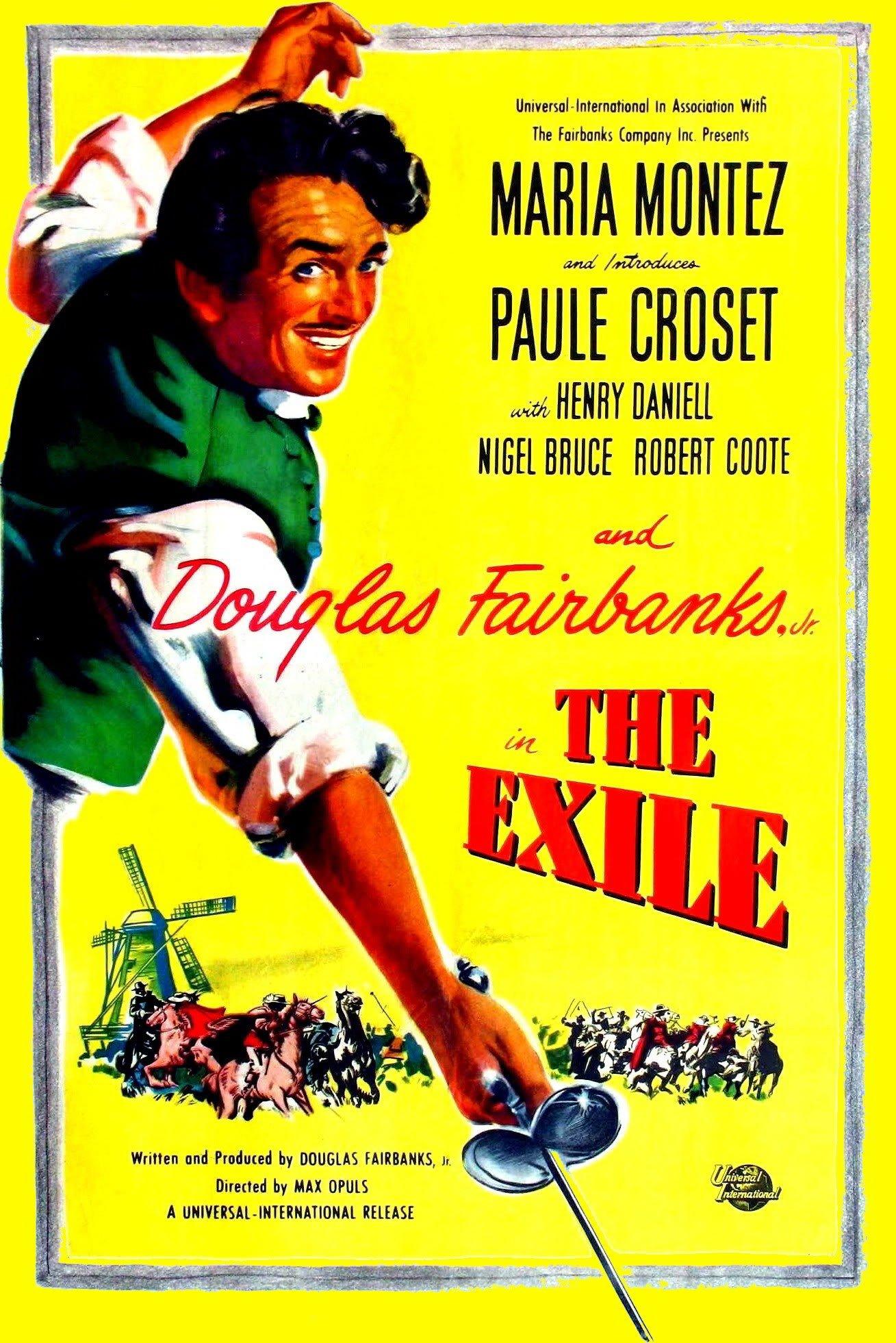 Douglas Fairbanks Jr. in The Exile (1947)