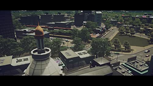 Cities: Skylines: Natural Disasters Announcement Trailer