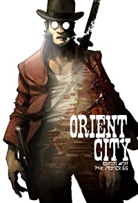 Primary photo for Orient City: Ronin & The Princess