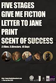 Give Me Fiction Poster