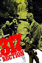 La 317ème section (1965) Poster - Movie Forum, Cast, Reviews
